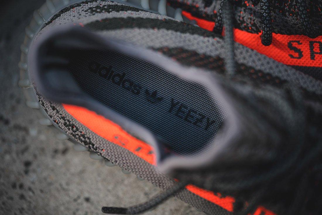 adidas Yeezy 350 Boost V2 Beluga Solar Red