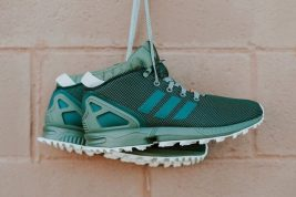 The adidas ZX Flux Transforms Into a Mid for Fall/Winter 2016