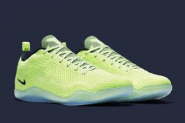 "Nike Kobe 11 Elite 4KB ""Liquid Lime"" Coming Soon"