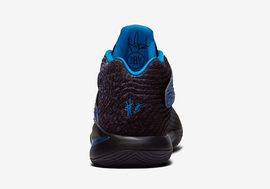 Nike Kyrie 2 GS Wet Black Royal Release Date