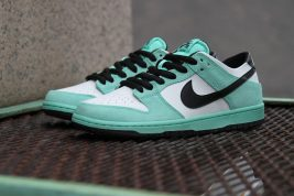 "Nike SB Dunk ""Sea Crystal"" Now Available"