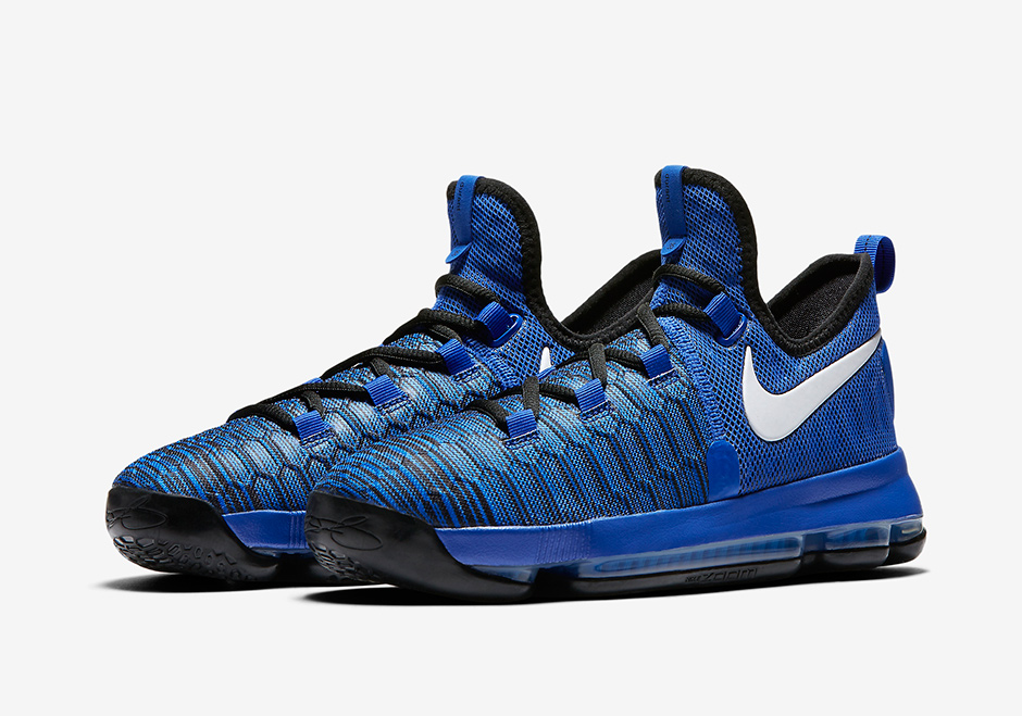 Nike KD 9 Game Royal Release Date