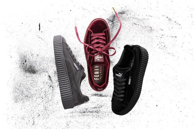 Puma Velvet Creepers Release Date