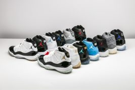 Air Jordan 11 Collection Guide