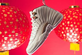 "Detailed Look at the Air Jordan 12 GS ""Chinese New Year"""