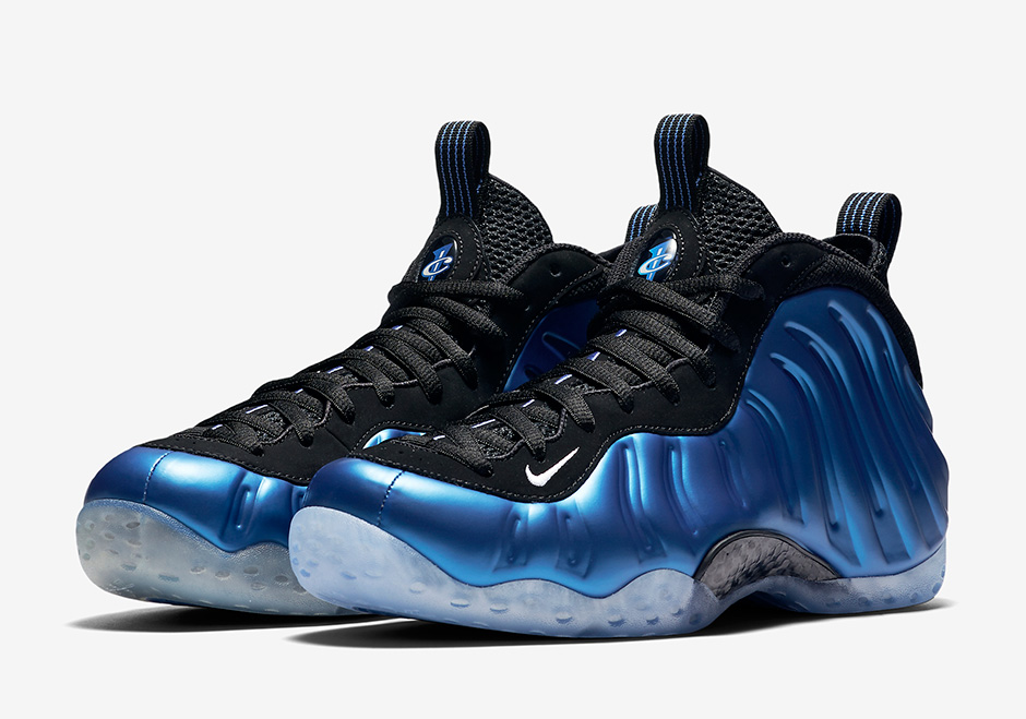 Nike Air Foamposite One Royal January Release Date