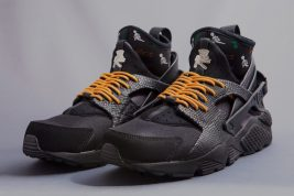Nike Air Huarache Sock Day of the Dead