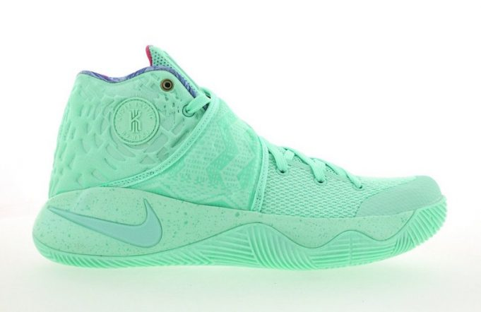 Nike Kyrie 2 What The Green Glow Release Date