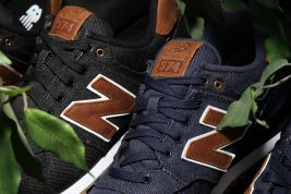 "New Balance 574 ""15 Ounce Canvas"" Pack"