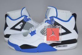 "The Air Jordan 4 ""Motorsports"" Releases on Air Max Day"