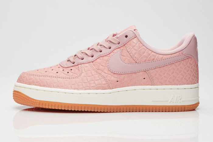 Nike Air Force 1 Low Pink Glaze 616725-601