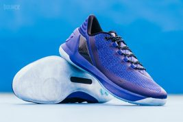 Under Armour Curry 3 Low Hornets