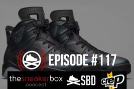 The Sneaker Box: Episode 117 – Air Jordan 6 All Star Discussion