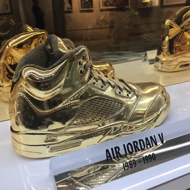 Air Jordan Gold Collection New Orleans All-Star Weekend