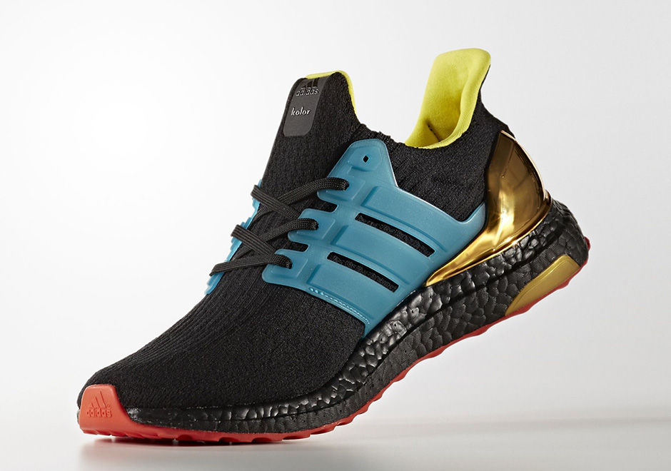 kolor x adidas Ultra Boost Pack Release Date