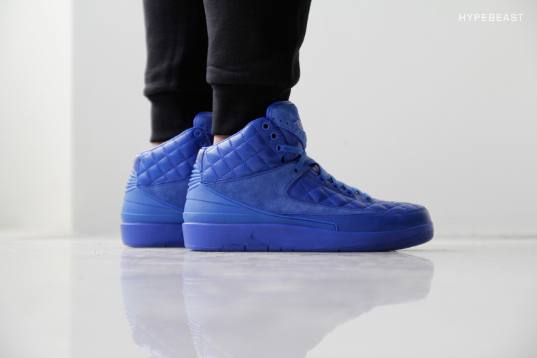 12b2e88a5f43 Just Don x Air Jordan 2 Quilted - Release Date