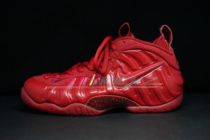 sale retailer af0e0 62b79 Nike Air Foamposite Pro. Gym Red Foamposite Pro