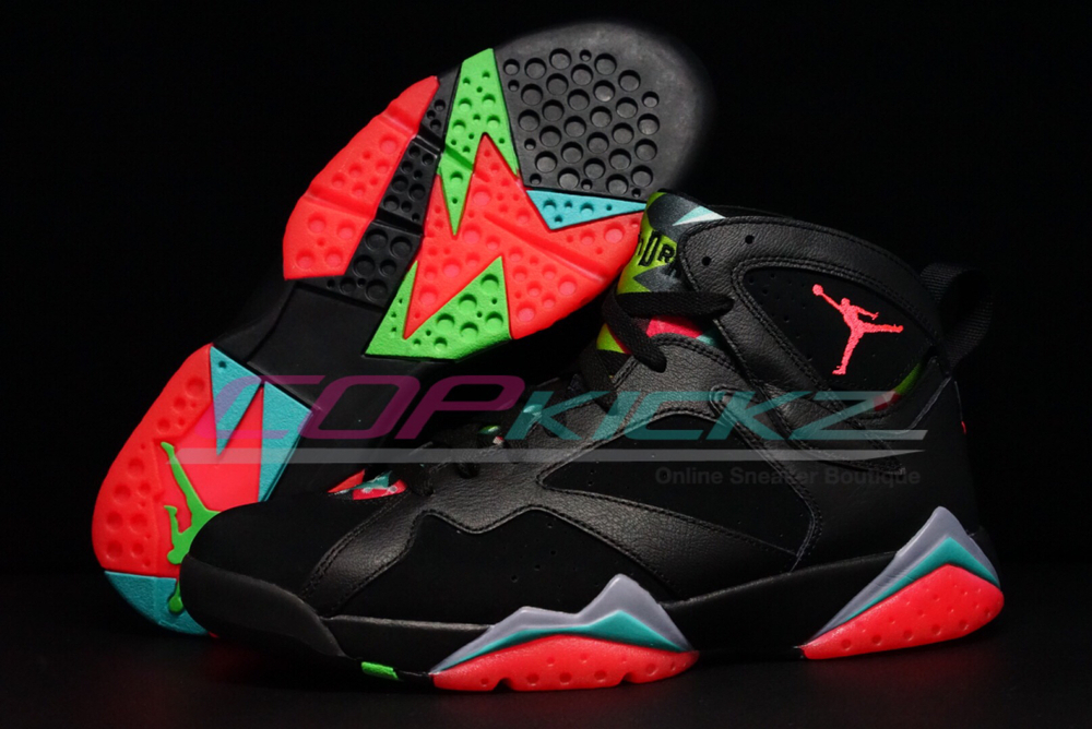 Air Jordan 7 Retro Marvin the Martian 2015 Release Date