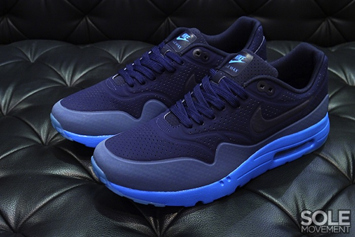nike air max 1 ultra moire midnight navy sbd. Black Bedroom Furniture Sets. Home Design Ideas
