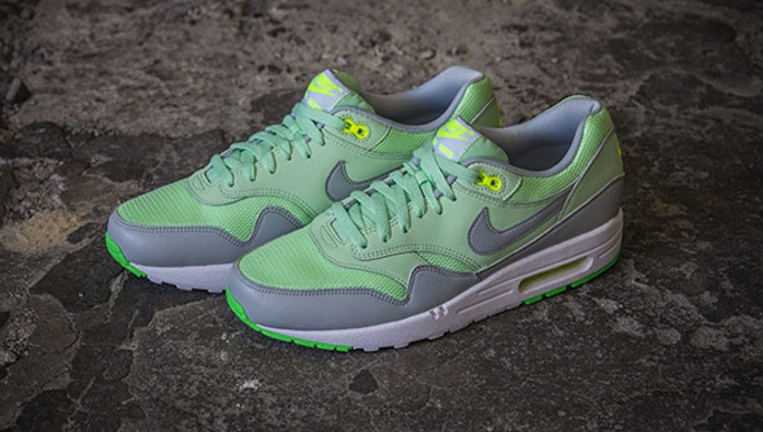 The Nike Air Max 1 is receiving a new makeup for the new year with this  upcoming Nike Air Max 1 Vapor Green