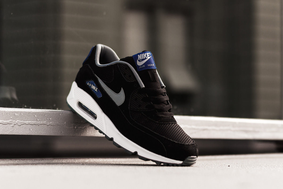 "Nike Air Max 90 Essential ""Gym Blue""  f5ae09e12"