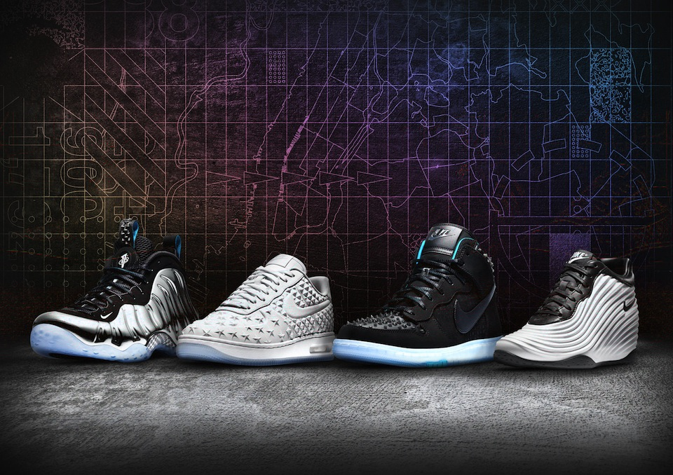 484c0f9c4654e Nike Sportswear 2015 All-Star Collection