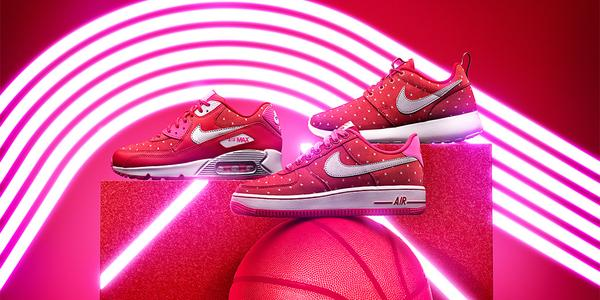 Nike Sportswear Girls Valentines Day Pack Sbd