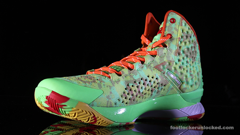 Under Armour Curry One Sour Patch Kids