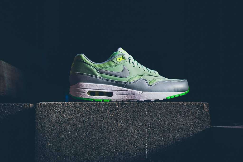 Sneakers NIKE Wmns Air Max 1 Essential White Grey Mist
