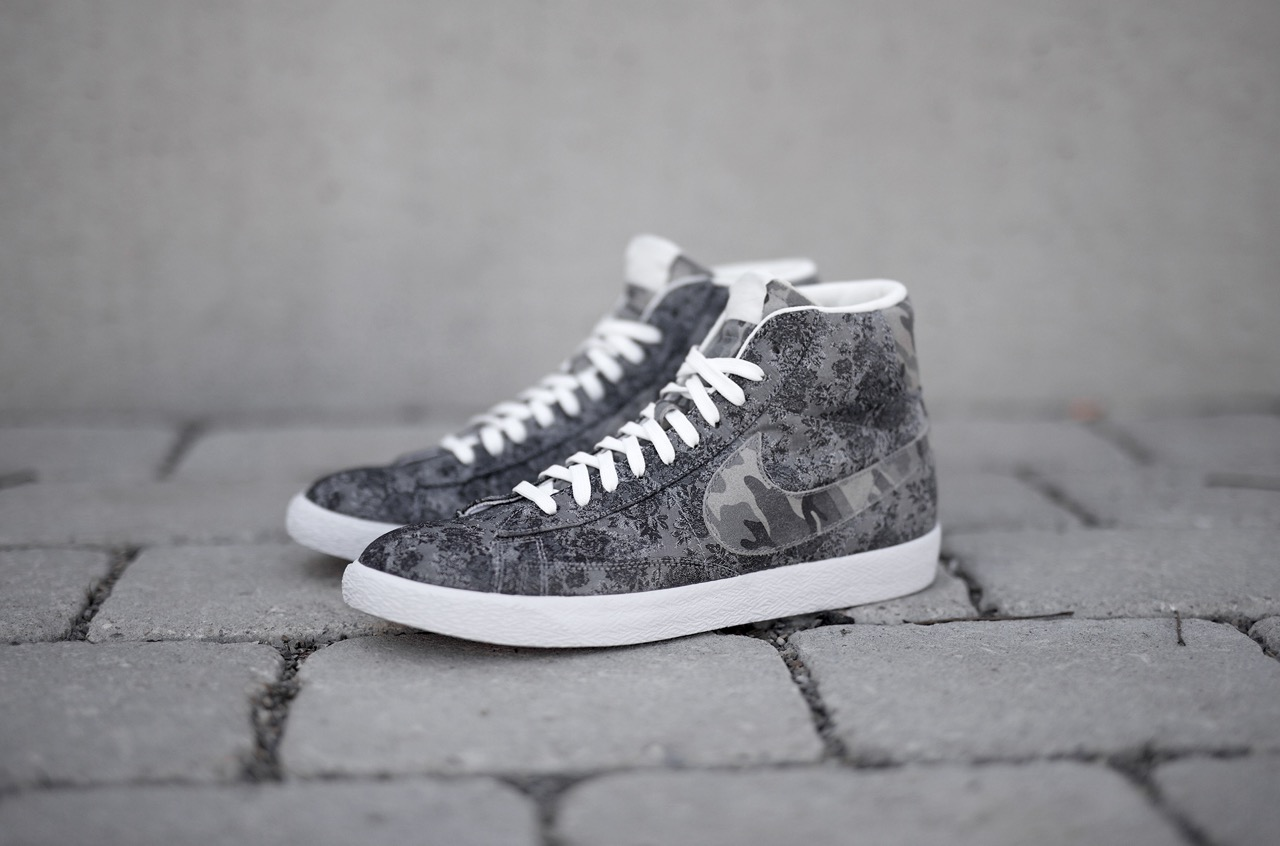 competitive price 7ec51 ffd0e The Nike Blazer Mid has ...