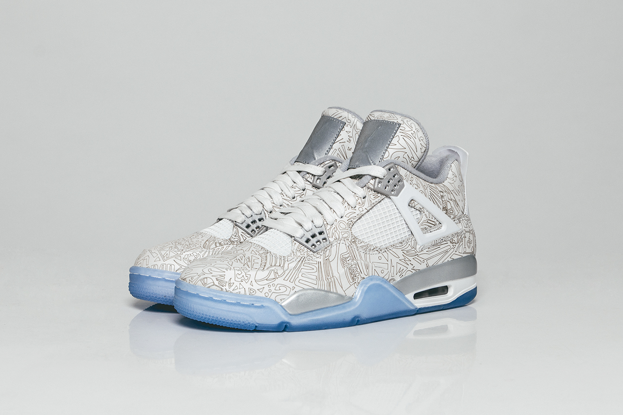 03cd15432f6e Air Jordan 4 Laser 2015 Release Date - Sneaker Bar Detroit