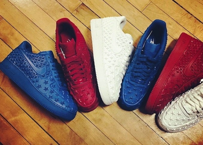 nike air force 1 4th of july 2015