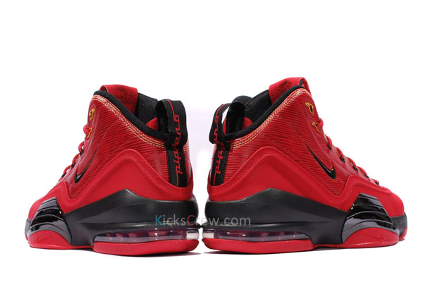 Nike Air Pippen 6 University Red