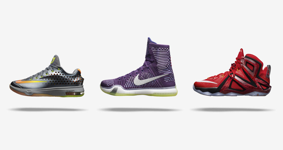 Nike Basketball Elite 2015 Team Collection