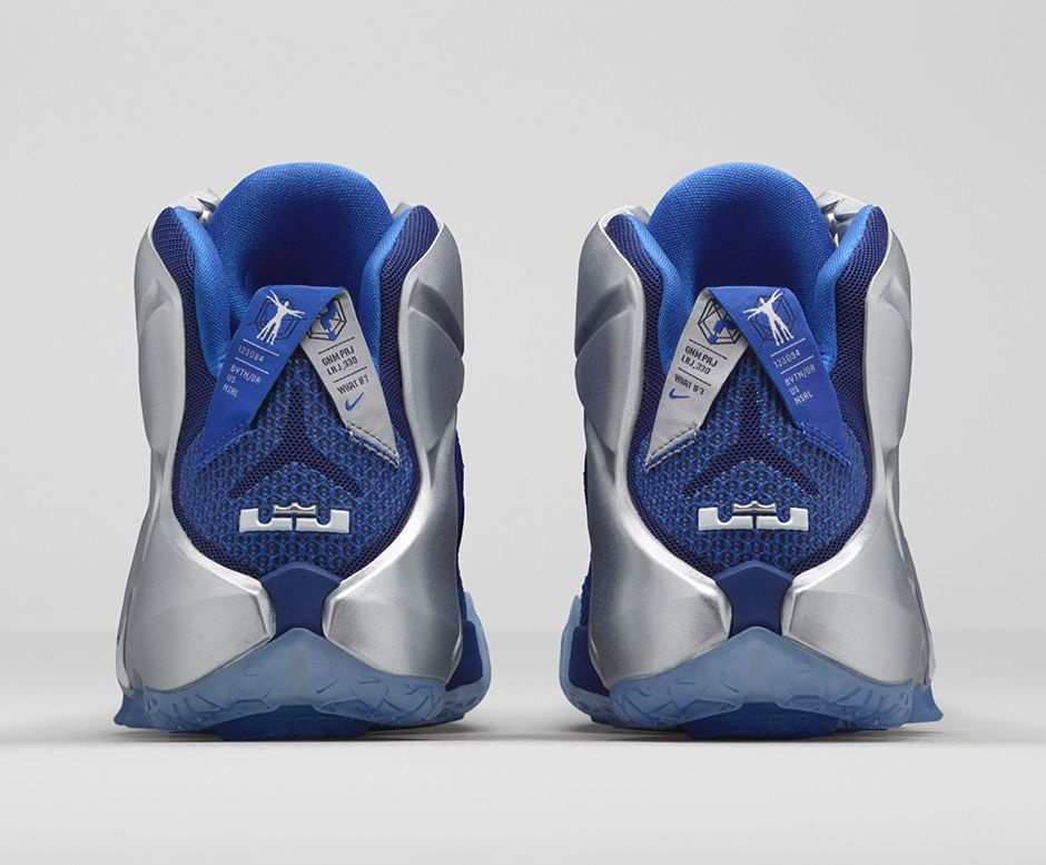 online retailer f8139 042f0 Nike LeBron 12 What If