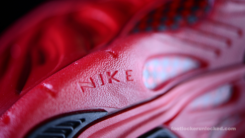 "Nike Air Foamposite Pro ""Gym Red October"" Release Date and Retail Price"