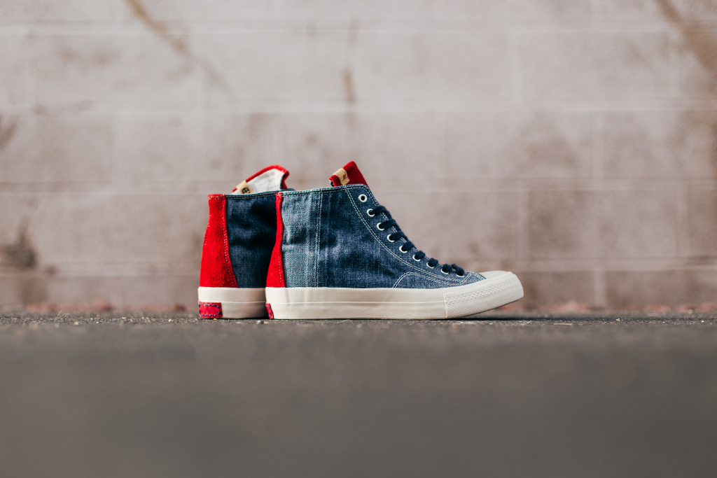 Visvim Skagway Hi Denim Pack