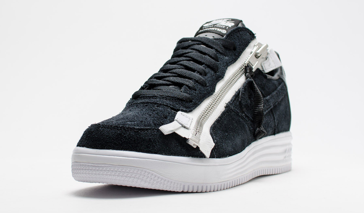 nike air force 1 with zipper