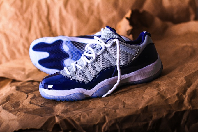 Air Jordan 11 Retro Low Grey Mist Georgetown Release Date and Retail Price