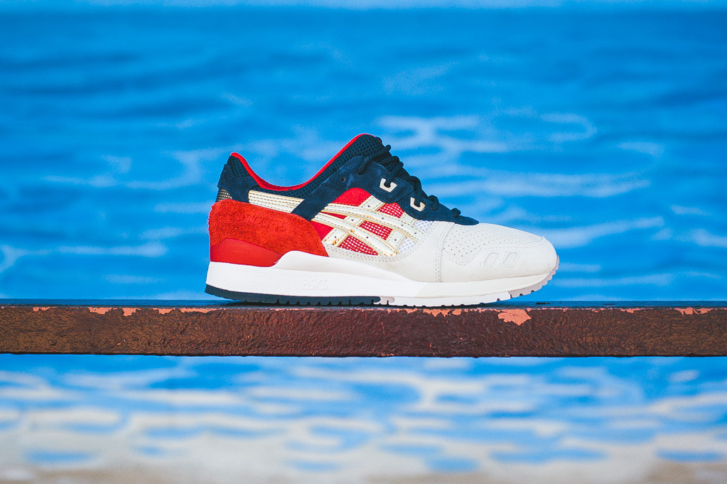 ASICS Gel Lyte III Concepts 25th Anniversary