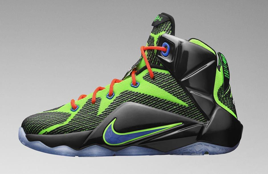 hot sale online 0dfe5 6208c ... greece nike lebron 12 gs gamer c53f2 9acd8