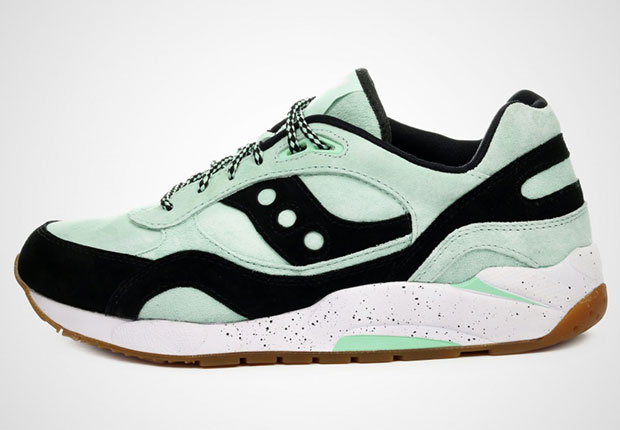 promo code d0b5c 2a5b3 Saucony G9 Shadow 6 Mint Chocolate Chip - Sneaker Bar Detroit