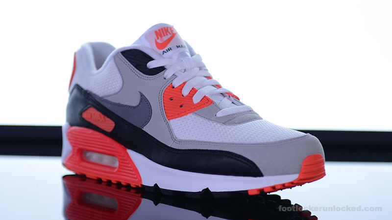 reputable site 30421 c735d Nike Air Max 90 OG Infrared