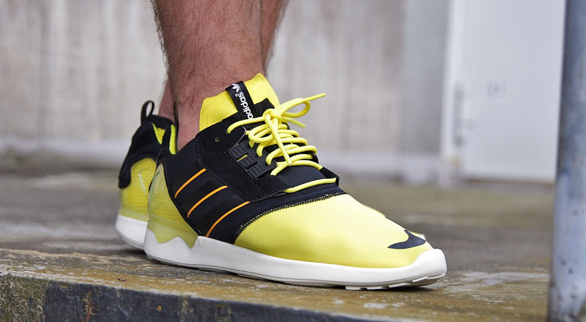 adidas ZX 8000 Boost Yellow Black White