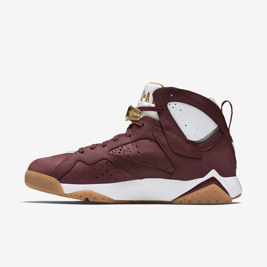 brand new 10665 8a8ea Air Jordan 7 VII Retro Cigar Celebration Collection Release Date