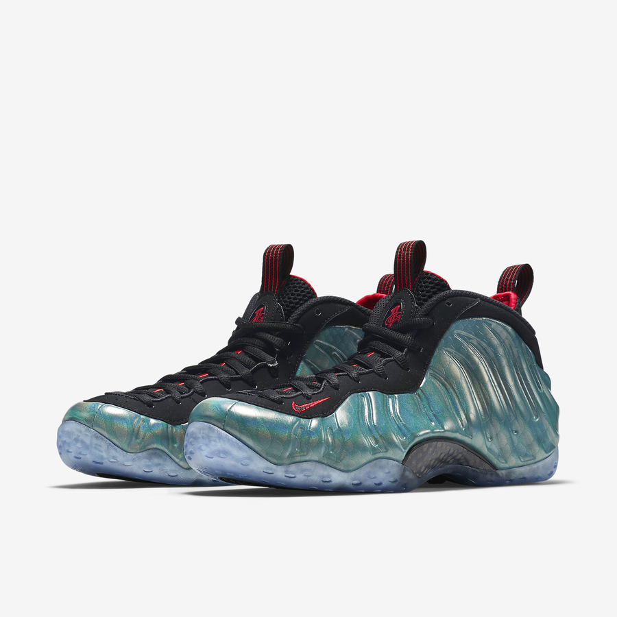 new product c166a c895e Nike Air Foamposite One PRM Gone Fishing