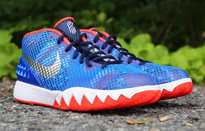 USA Nike Kyrie 1 Release Date