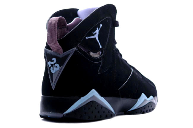 Air jordan 7 black chambray 2006 sneaker bar detroit for Chambray 7 s
