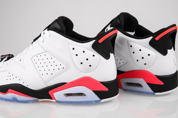 Air Jordan VI 6 Low Infrared Release Date