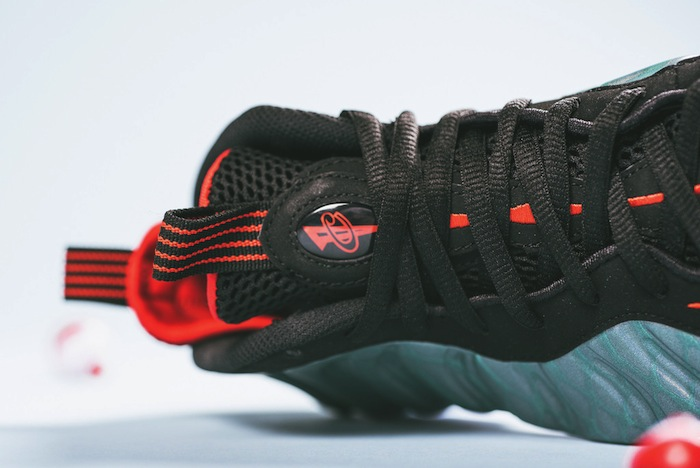 hot sale online 180b4 7a4d1 Gone Fishing Nike Air Foamposite One Release